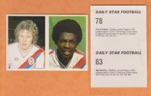 Crystal Palace Neil Smillie Vince Hilaire